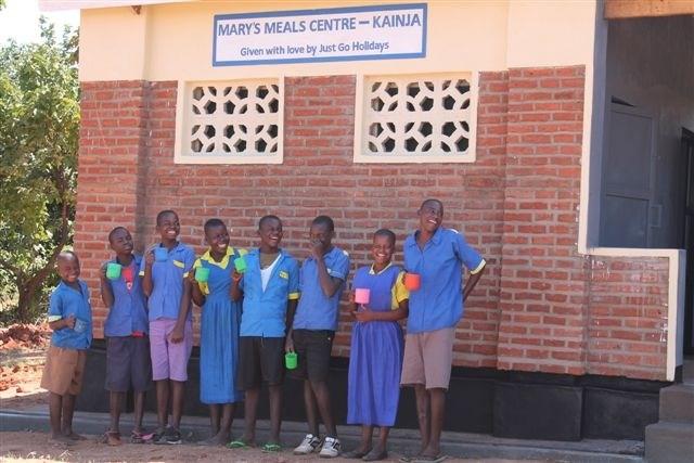 Mary's Meals - Kainja, Malawi