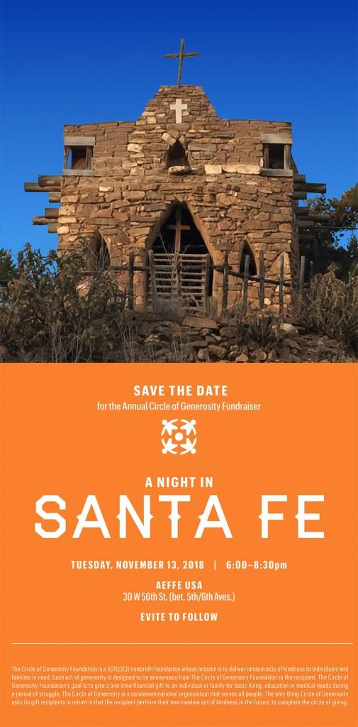 a night in santa fe